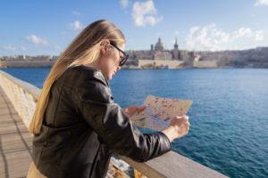 Formalités d'entrée Malte séjour linguistique